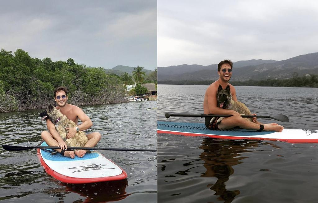 Diego Boneta estuvo de vacaciones en Oaxaca | El Imparcial de Oaxaca