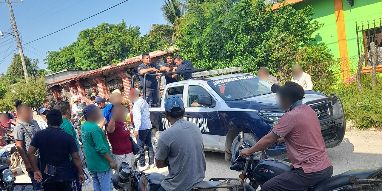 Atentan contra candidato huave en San Francisco del Mar   El Imparcial de Oaxaca