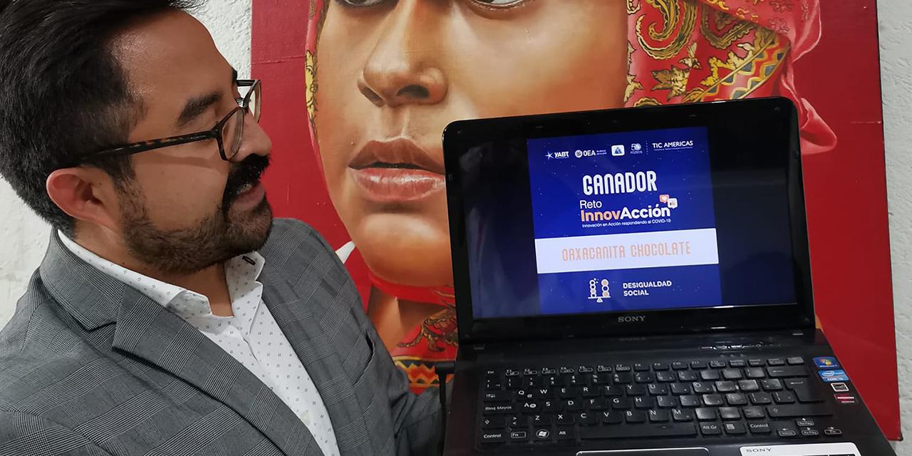 Empresa mixteca gana concurso internacional   El Imparcial de Oaxaca