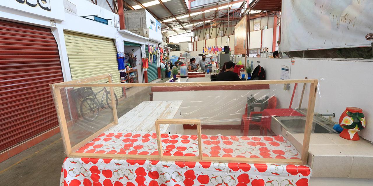 Difícil recuperación en el Mercado de Candiani | El Imparcial de Oaxaca