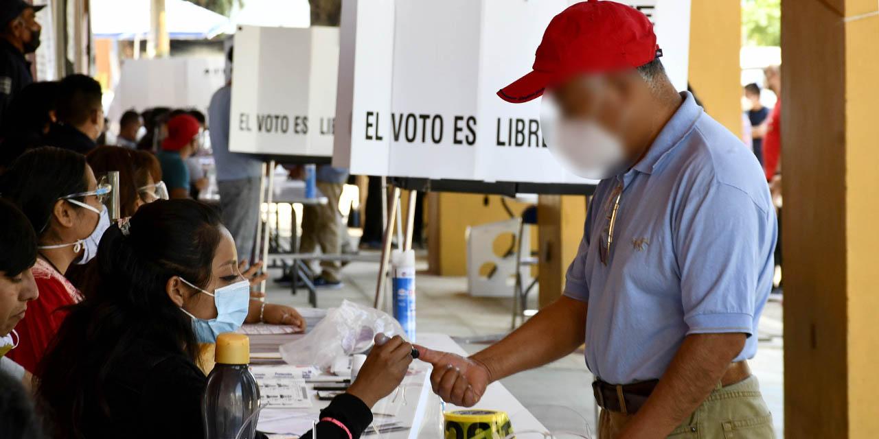 Tersa jornada electoral en Tlalixtac y San Sebastián Tutla | El Imparcial de Oaxaca