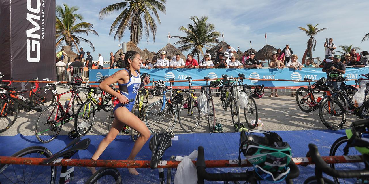 Confirman atletas de 42 países a Mundial y Triatlón As Tri Huatulco   El Imparcial de Oaxaca
