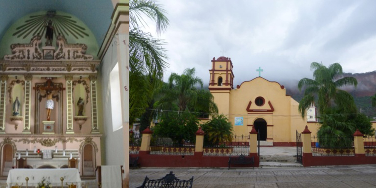 Se llevará a cabo fiesta patronal en San Juan Bautista Cuicatlán   El Imparcial de Oaxaca