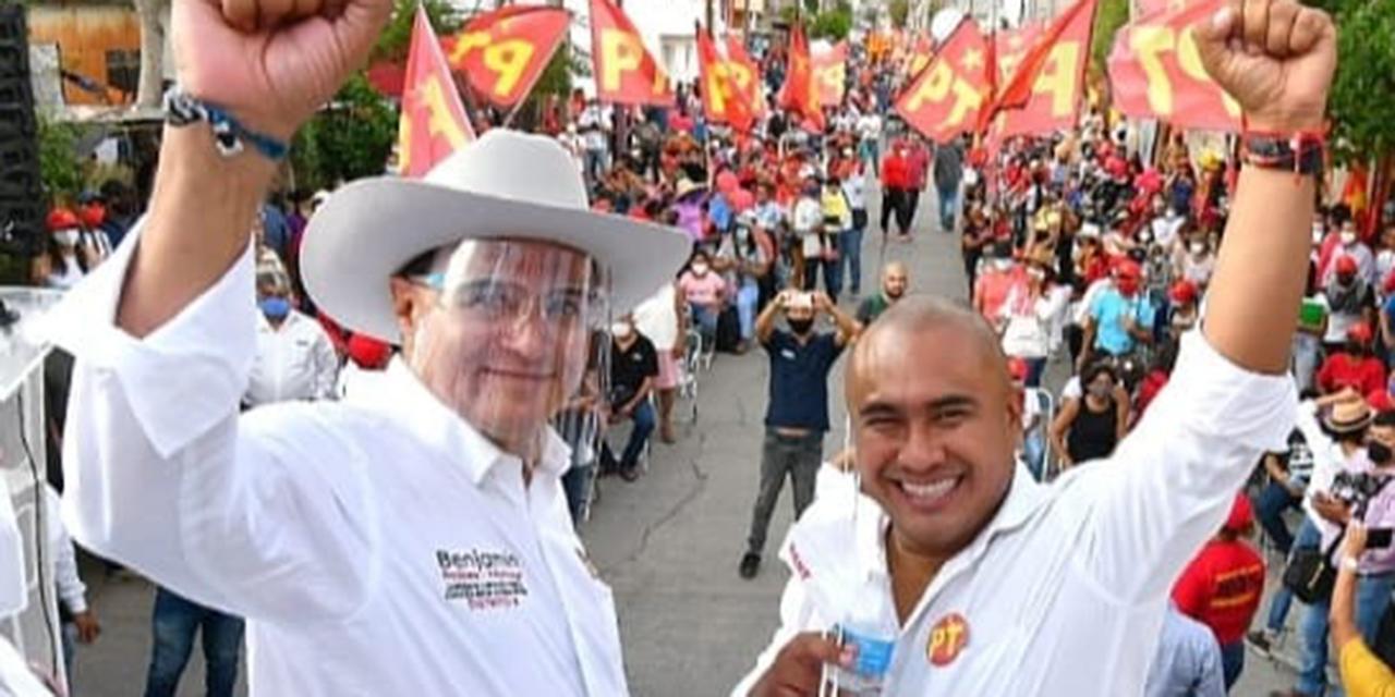 Sala Superior del TEPJF confirma candidatura de Dante Montaño en Santa Lucía | El Imparcial de Oaxaca