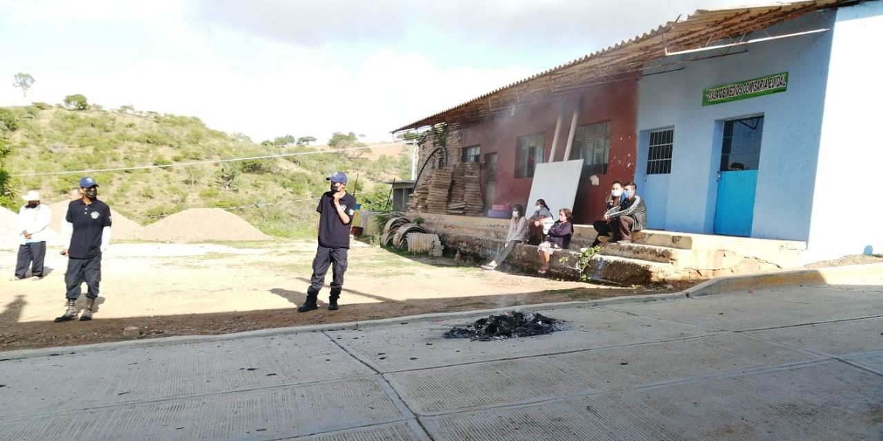 Fueron mil 728, las boletas siniestradas en Ayuquililla   El Imparcial de Oaxaca