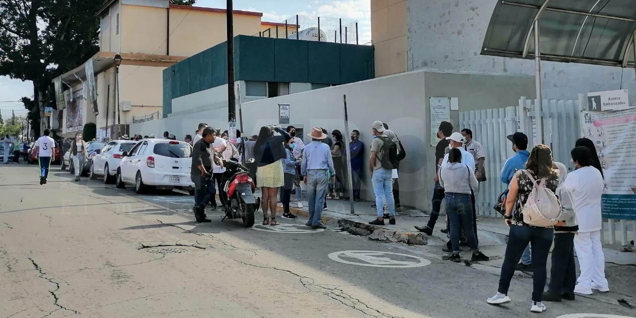 No poder votar, la queja constante en casillas especiales en Oaxaca | El Imparcial de Oaxaca