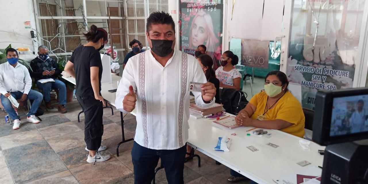 Ruiz Olmedo lamenta que práctica de la despensa atenuara la elección | El Imparcial de Oaxaca