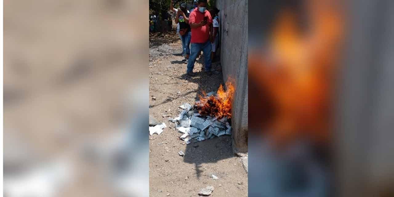 Cancelan elección en Mixtequilla   El Imparcial de Oaxaca