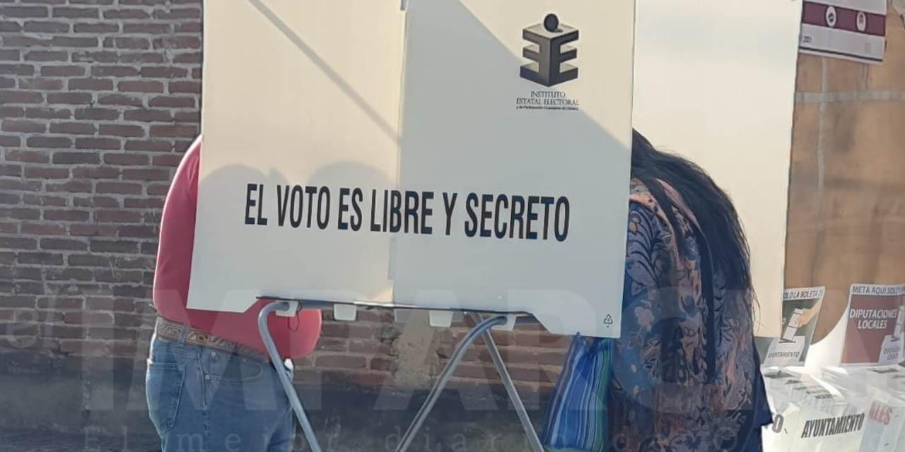 En riesgo de suspender elecciones en dos municipios más del Istmo   El Imparcial de Oaxaca