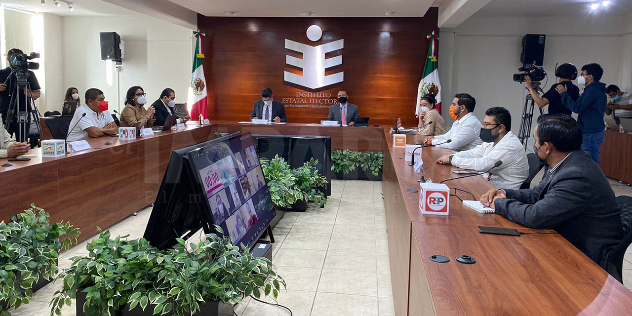 Vive Oaxaca las elecciones más incluyentes: IEEPCO   El Imparcial de Oaxaca