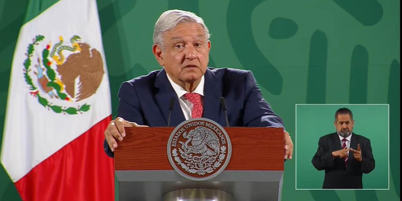 Pasa México la prueba, elección tranquila y paz: López Obrador | El Imparcial de Oaxaca