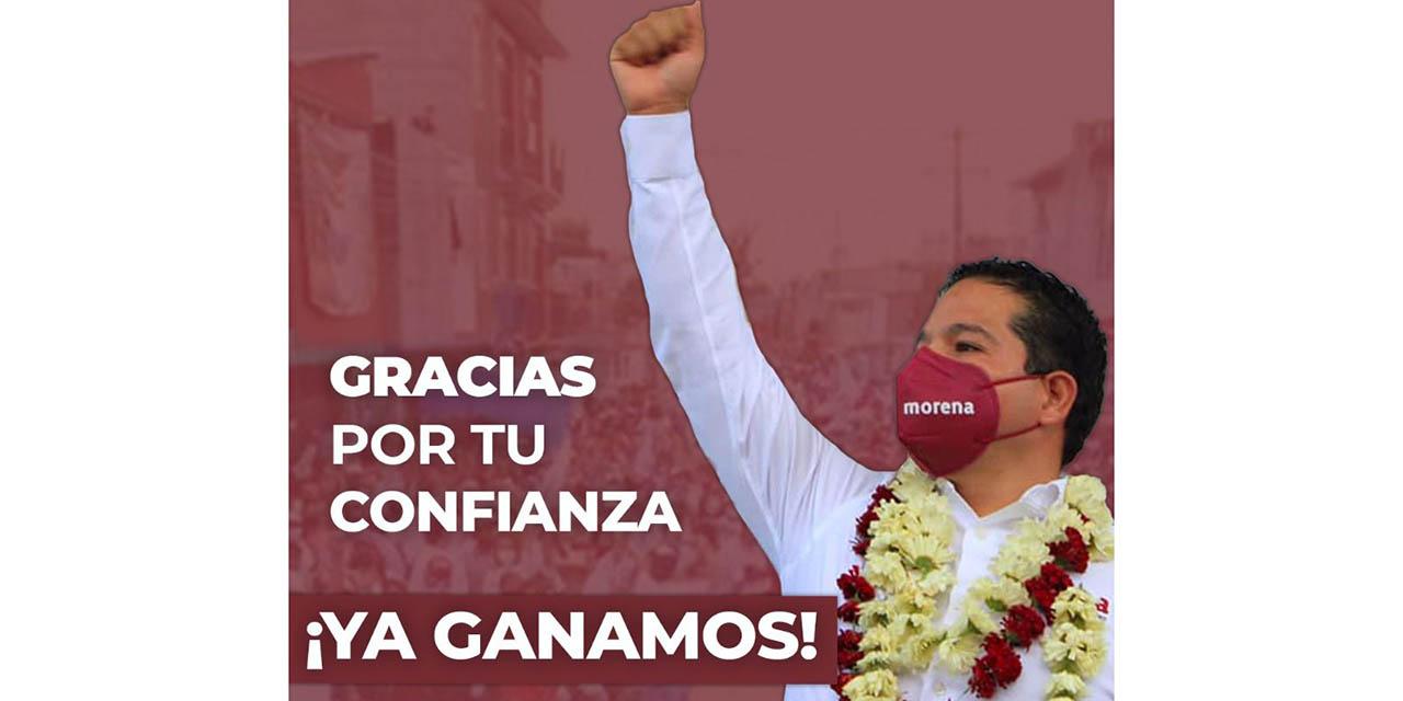 Juan Carlos García Márquez: Presidente Electo de Santa Lucía del Camino | El Imparcial de Oaxaca