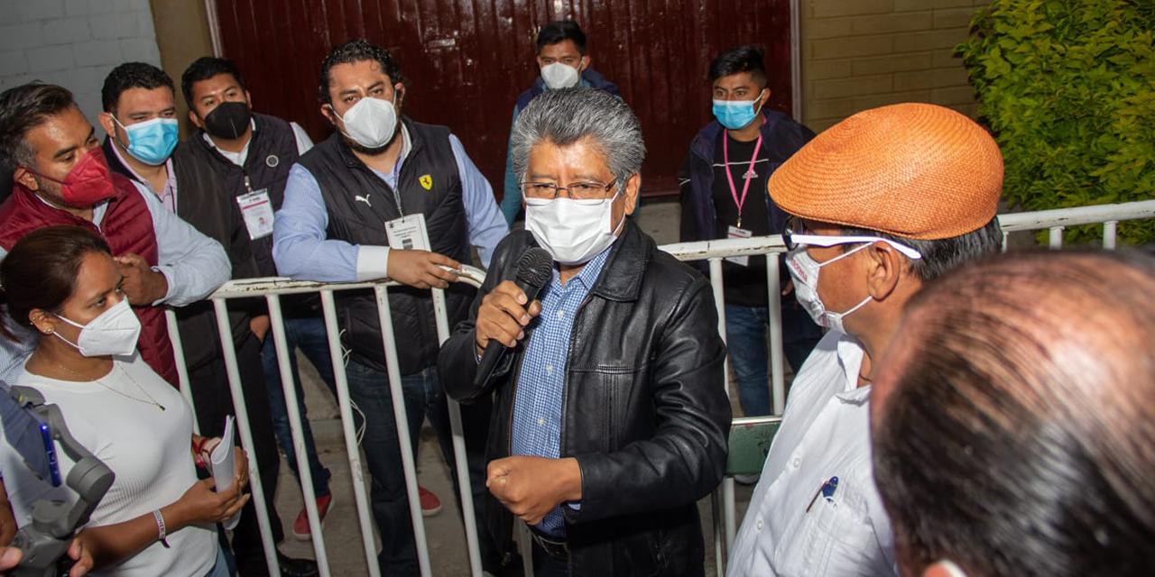 Lento avance en el Consejo Municipal Electoral | El Imparcial de Oaxaca