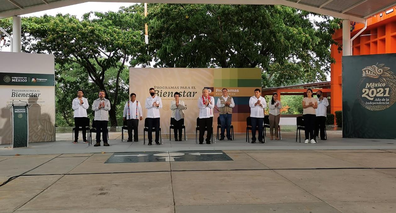 Inicia gira en Oaxaca el presidente Andrés Manuel López Obrador   El Imparcial de Oaxaca