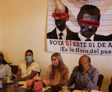 Realizarán consulta para llevar a juicio a ex presidentes del país