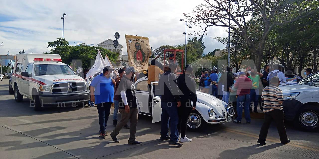 Demandan justicia por el desalojo del 2006 | El Imparcial de Oaxaca