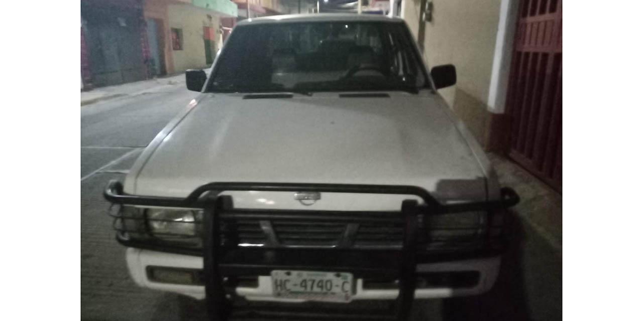 Imparable la inseguridad; se roban camioneta en la Colonia Alemán | El Imparcial de Oaxaca