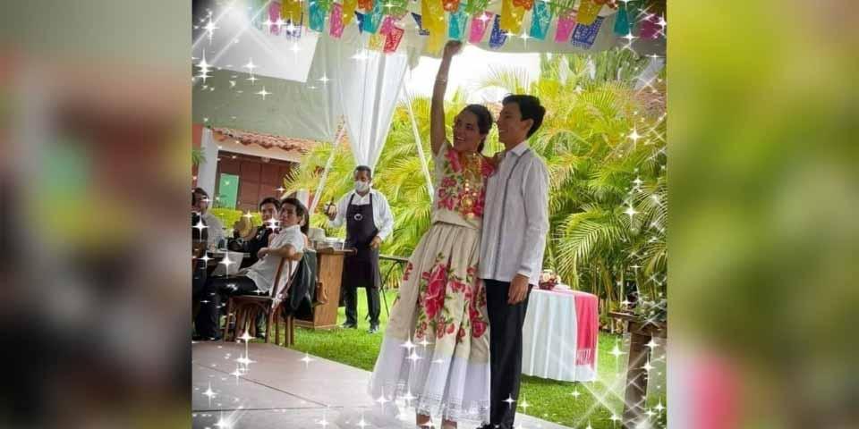 Jocelyn y David enlazan sus vidas   El Imparcial de Oaxaca