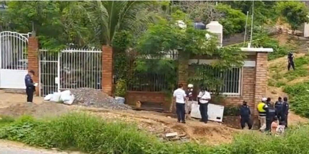 Ataque armado en San Pablo Norte deja una mujer baleada y un ejecutado   El Imparcial de Oaxaca