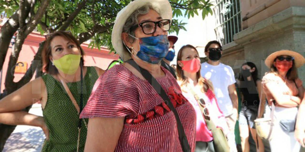 Entre confusión y molestia de visitantes, reabre el Jardín Etnobotánico de Oaxaca
