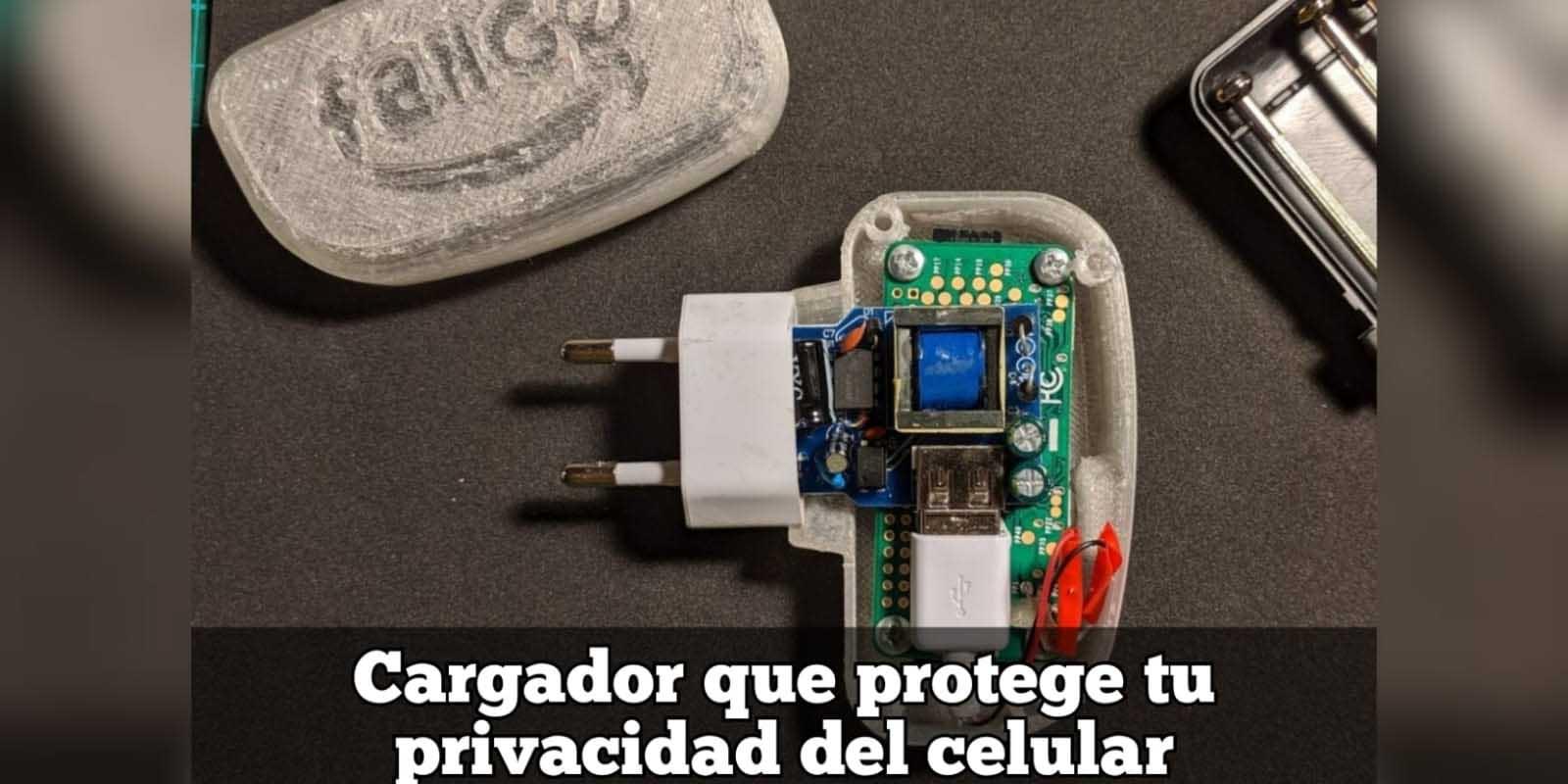 Crean cargador que evita que invadan la privacidad de tu celular   El Imparcial de Oaxaca