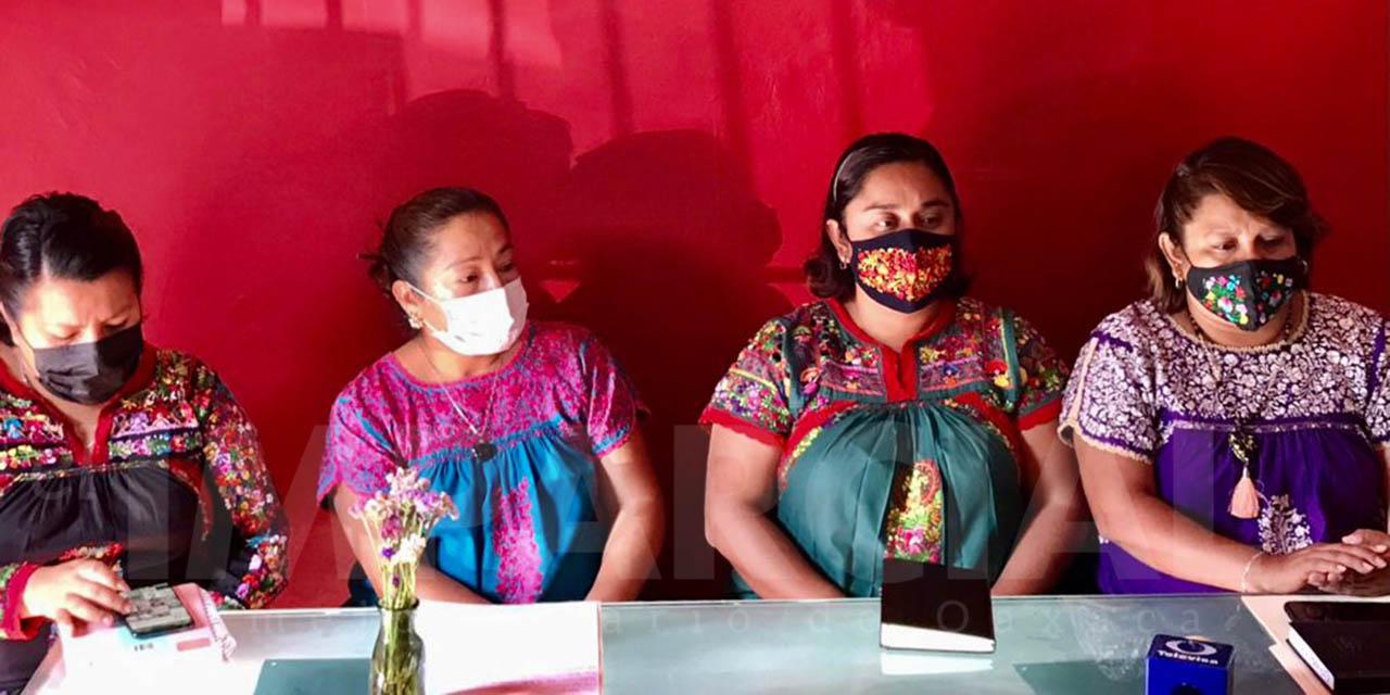 Mujeres denuncian violencia de género por locutor de radio Calenda; exigen se revoque concesión   El Imparcial de Oaxaca