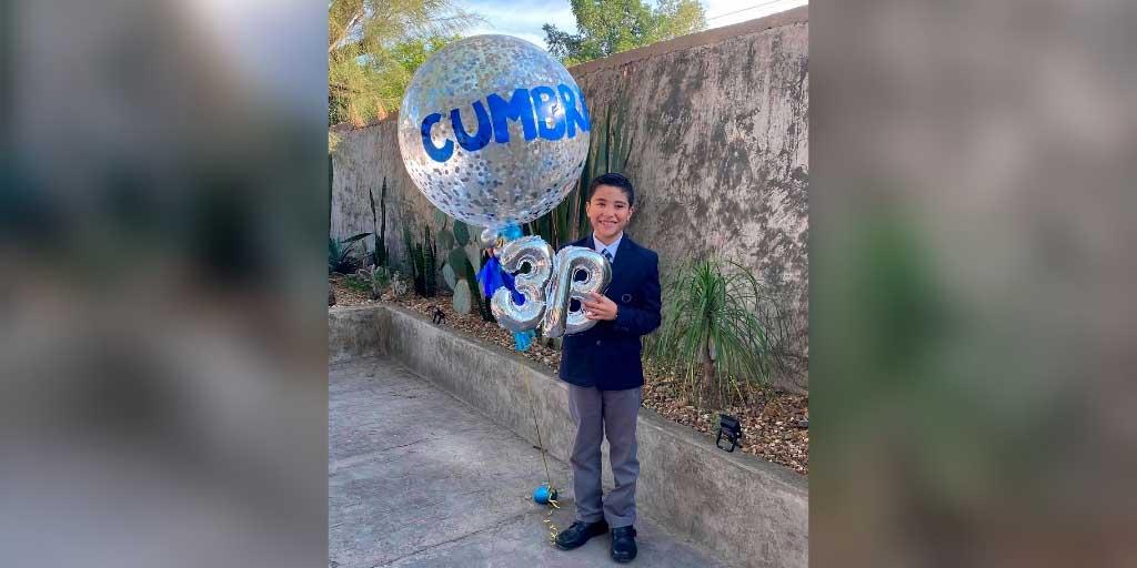 Finaliza Javier  su cuarto grado   El Imparcial de Oaxaca