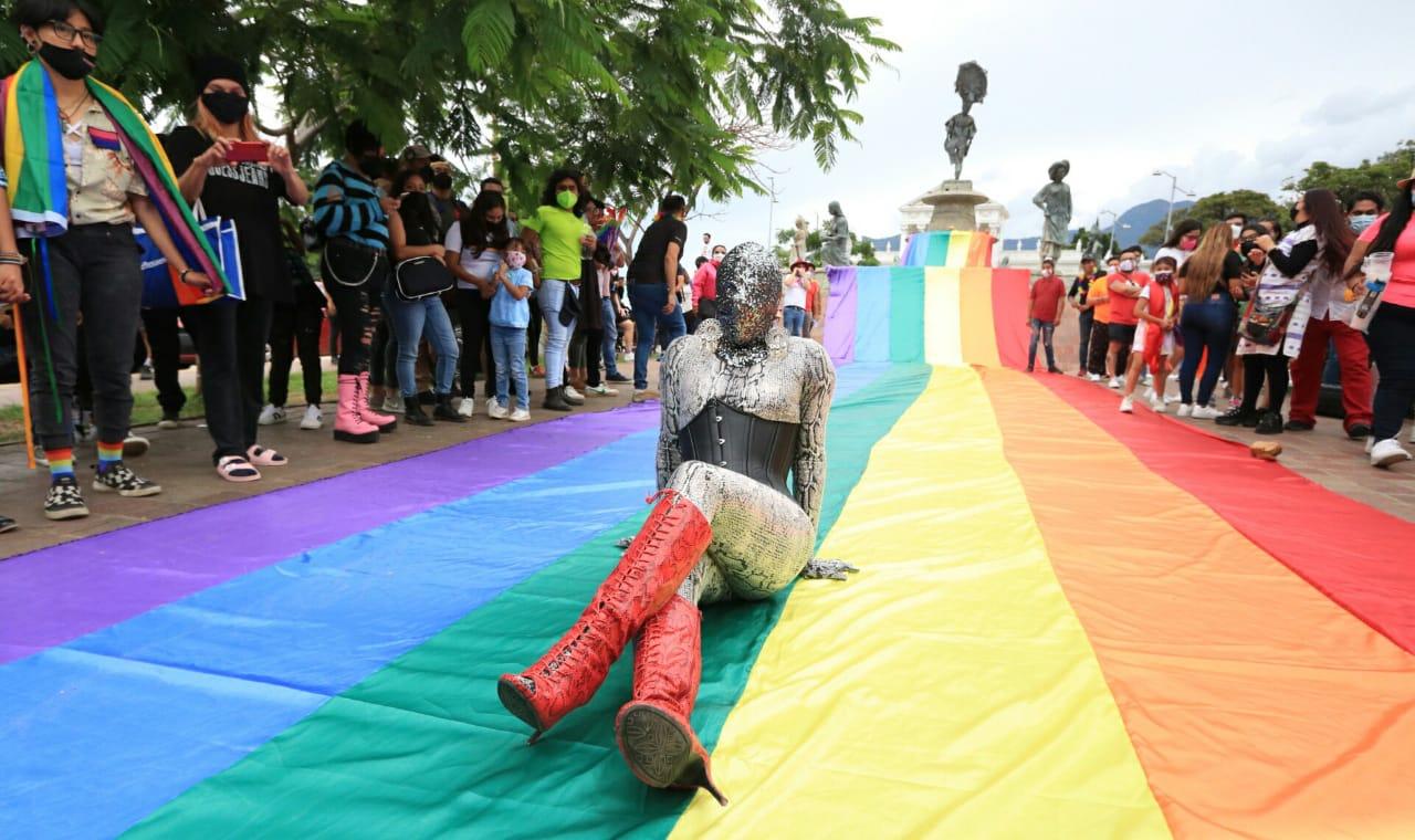 En imágenes: marcha por la diversidad sexual en Oaxaca   El Imparcial de Oaxaca