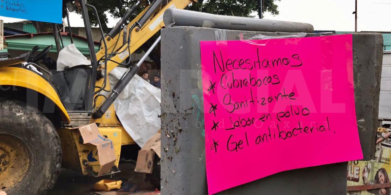 Crisis en los servicios de recolección de basura municipal llevan a paro de labores | El Imparcial de Oaxaca