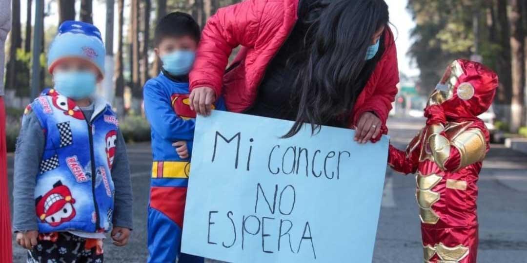 Padres de familia anuncian marcha nacional para exigir medicamentos de niños con cáncer | El Imparcial de Oaxaca