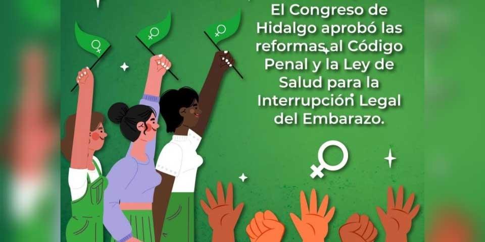 Segob celebra la aprobación de iniciativa de despenaliza el aborto en Hidalgo | El Imparcial de Oaxaca
