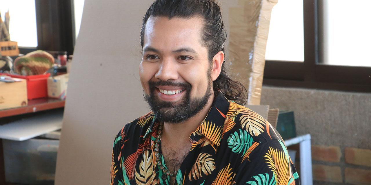 La actividad cultural sobrevive por los artistas, opina Max Sanz   El Imparcial de Oaxaca