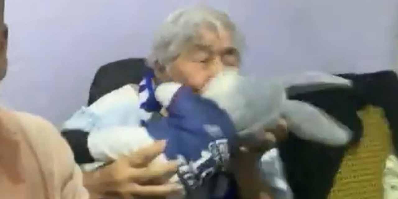 Video: Con 93 años, abuelita celebra el triunfo del Cruz Azul   El Imparcial de Oaxaca