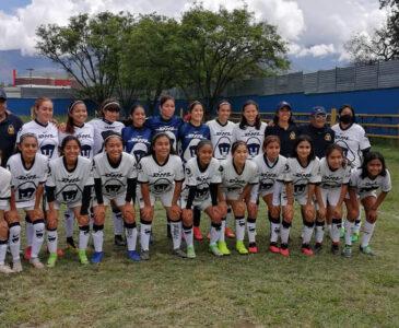 Academia Pumas-UABJO, visitará Puebla