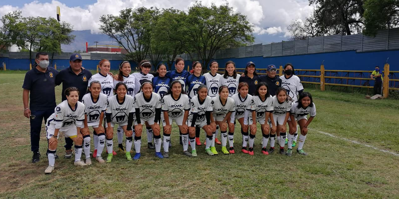 Academia Pumas-UABJO, visitará Puebla | El Imparcial de Oaxaca
