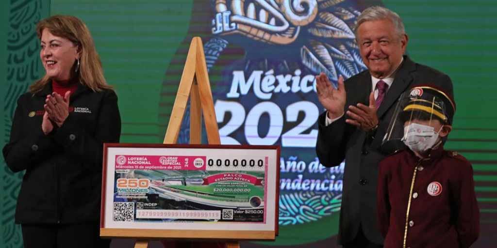 Lotería Nacional rifará lujosas propiedades entre las que destaca un palco del estadio Azteca | El Imparcial de Oaxaca