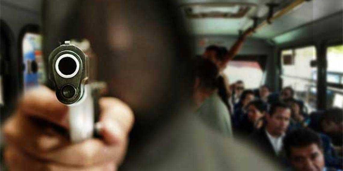 ¿Cuánto dinero llega a juntar un asaltante de transporte público? | El Imparcial de Oaxaca