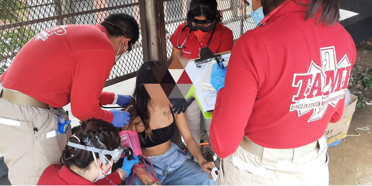 Arrollan a una artista callejera   El Imparcial de Oaxaca