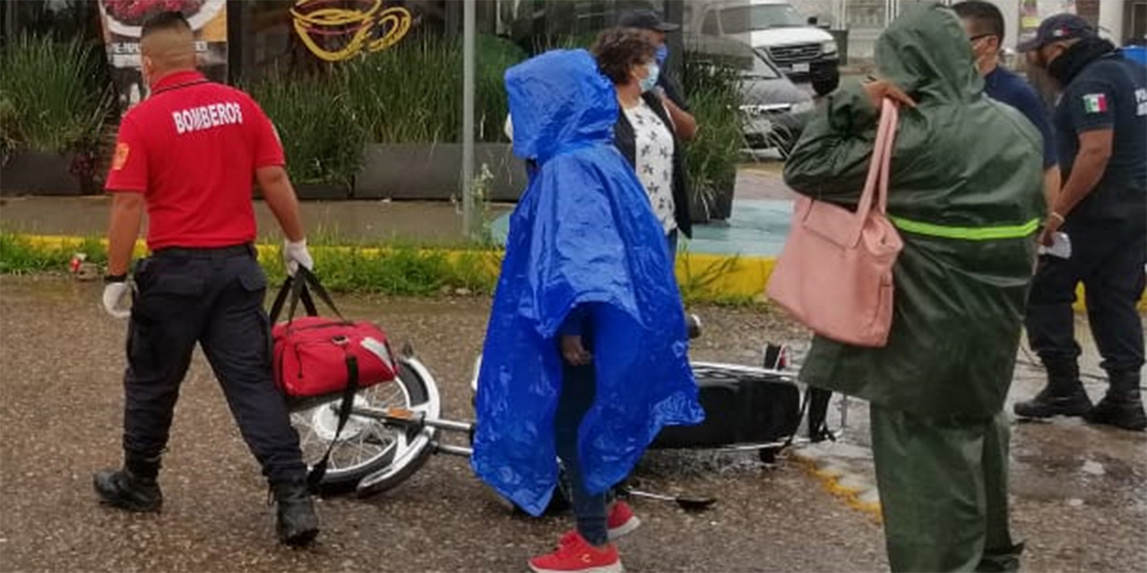 Atropellan a motociclista en Huajuapan de León   El Imparcial de Oaxaca