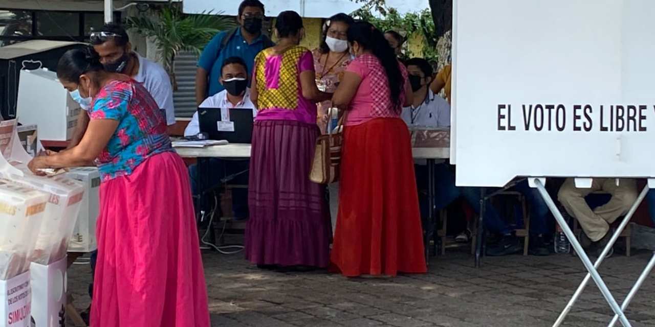 Cifra histórica: mil 279 mujeres integran cabildos | El Imparcial de Oaxaca