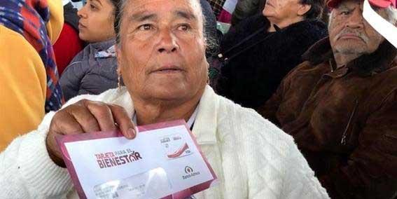 Alerta la secretaria del Bienestar sobre fraude con pensiones de abuelitos | El Imparcial de Oaxaca