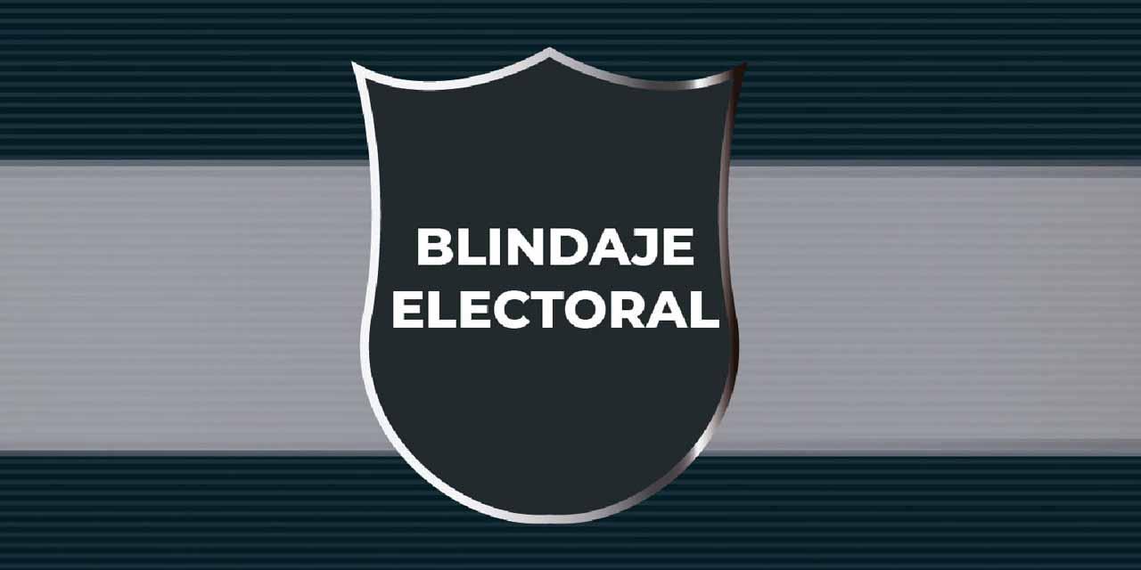 La Secretaría de Bienestar aplica Programa de Blindaje Electoral   El Imparcial de Oaxaca