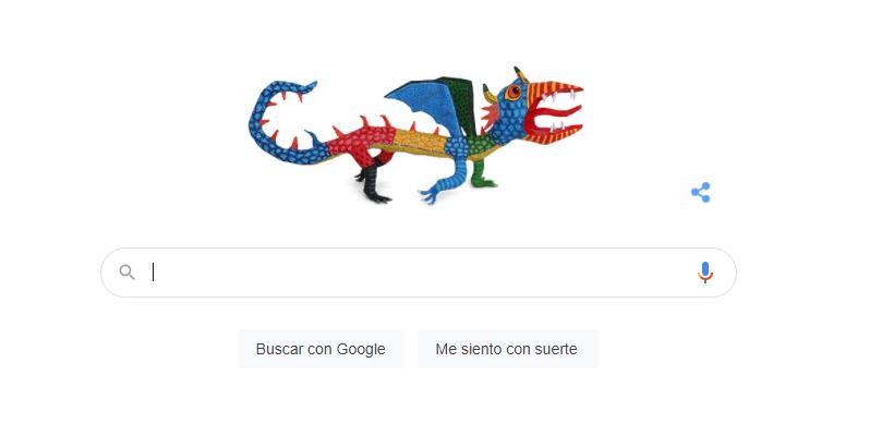 Google dedica doodle de hoy a Pedro Linares López, creador de los alebrijes   El Imparcial de Oaxaca