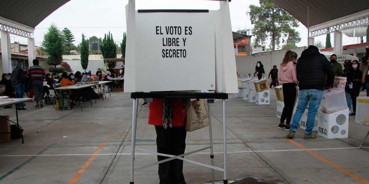 Estos son los casos en las que se declara nula la votación en una casilla | El Imparcial de Oaxaca