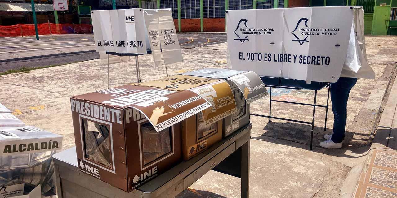 ¿Sabes donde te toca votar?, aquí te decimos la forma fácil de saberlo   El Imparcial de Oaxaca