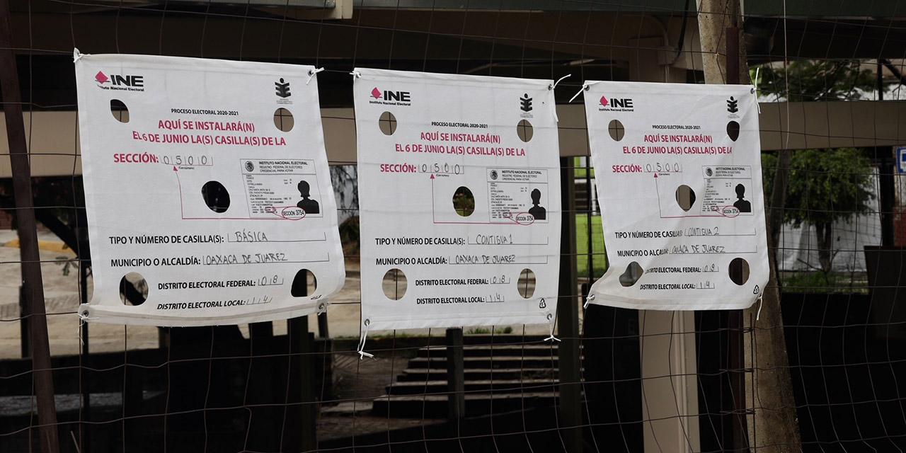 Ciudadana lista y confiada para recibir a votantes | El Imparcial de Oaxaca
