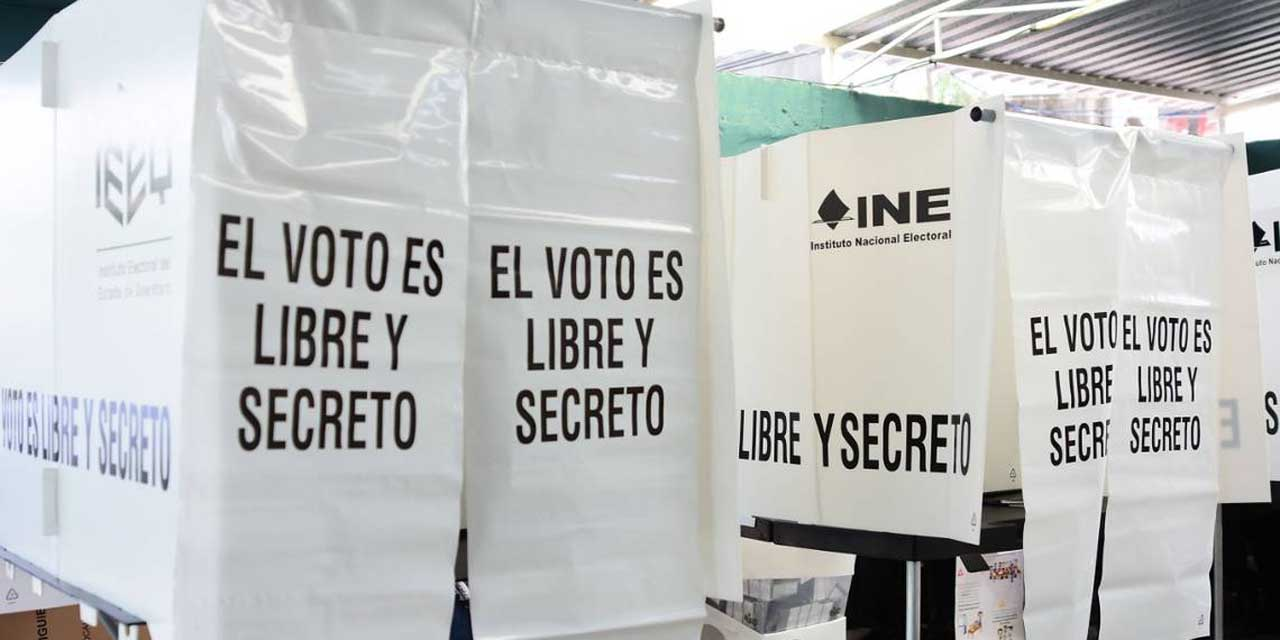 Que prevalezca decisión de los oaxaqueños: Murat | El Imparcial de Oaxaca