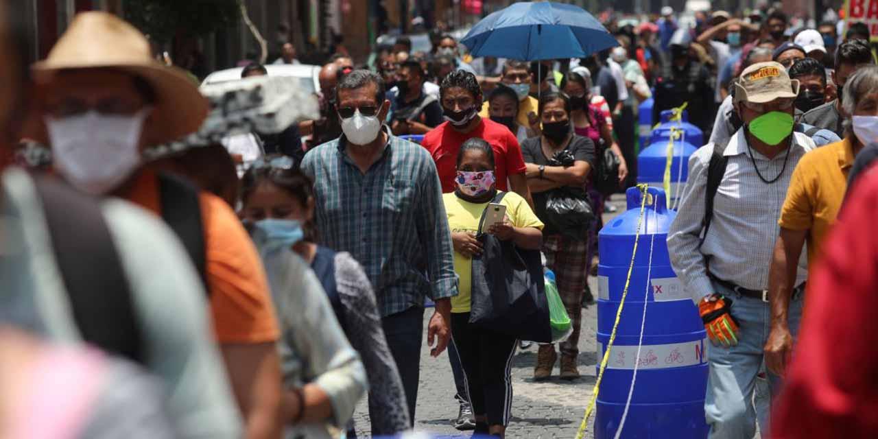 CDMX por primera vez en lo que va de la pandemia entrará a semáforo verde | El Imparcial de Oaxaca