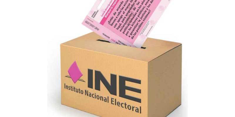 Por consulta popular, INE instalará 57 mil mesas de recepción   El Imparcial de Oaxaca