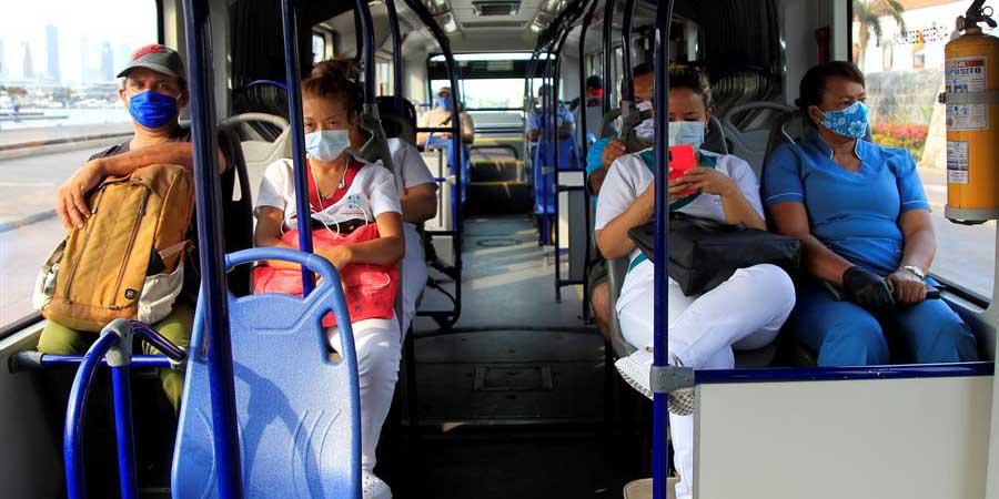 Por alza de contagios covid-19 vigilan que todos usen cubrebocas en transporte público   El Imparcial de Oaxaca